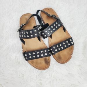 Urban Outfitters Studded Leather Sandals
